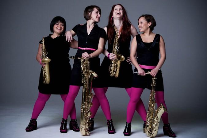 Saxophon Quartett