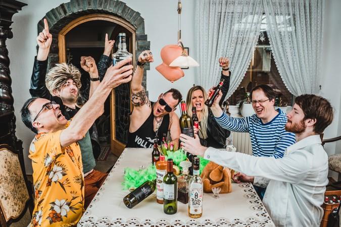 Party- und Liveband Tante Käthe